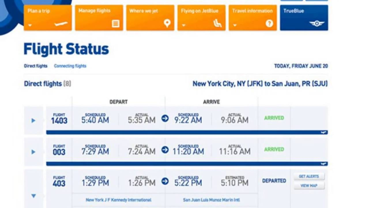 jetblue airline tickets flights amp airfare book direct - 1280×720