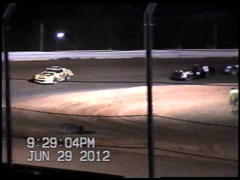 Doe Run Raceway Mini Stock Feature-June 29,2012