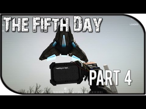 The Fifth Day Gameplay Part 4 – Harvester Hacking! (First Impressions)