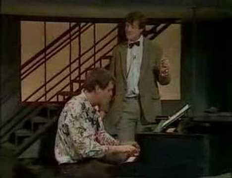 Hugh LAurie -Stephen Fry Piano MAsterclass