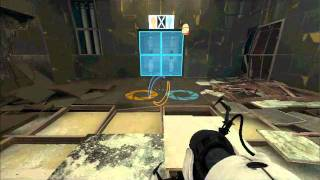 Portal 2: Antisocial Coop, Chapter 3-7
