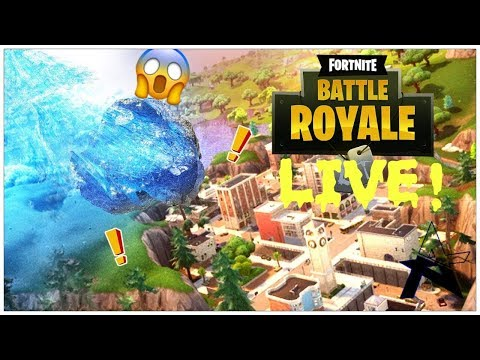 THE COMET IS TODAY!! LMG COMING SOON! | 157 WINS/ 7k KILLS!!| FORTNITE BATTLE ROYALE  ✔