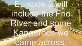 Texas Hill Country Best Motorcycle Rides - Episode 1 Three Twisted Sisters 337