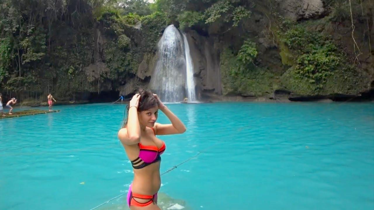 Vlog№5 Остров Себу Cebu, Бохоль, Ослоб, Водопад, Шоколадные холмы, Филиппинские острова