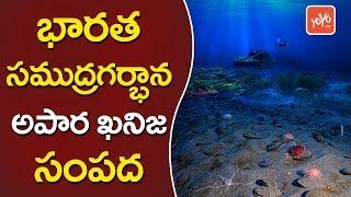 భారత సముద్రగర్భాన అపార ఖనిజ సంపద | Vast Mineral Wealth of The Indian Ocean | YOYO TV Channel