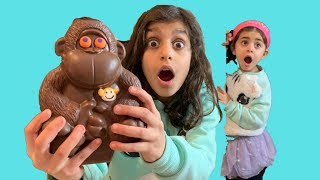 Johnny Johnny Yes Papa Chocolate food Pretend Play!  Nursery Rhymes Song