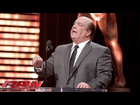 """OMG!"" Shocking Moment of the Year: 2015 Slammy Award Presentation"