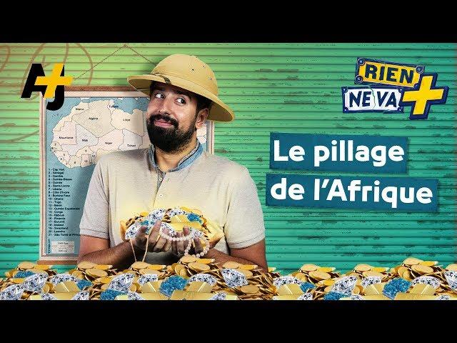 QUE SERAIT LA FRANCE SANS L'AFRIQUE ? | RIEN NE VA +