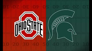 Ohio State Buckeyes vs Michigan State Spartans highlights (11/10/18)