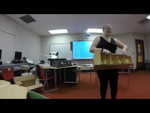 Orff Instrument Repair Session