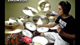 """""""Whip My Hair"""" -Willow -*DRUM COVER* / Remix (Smith, Back and Forth, I)"""