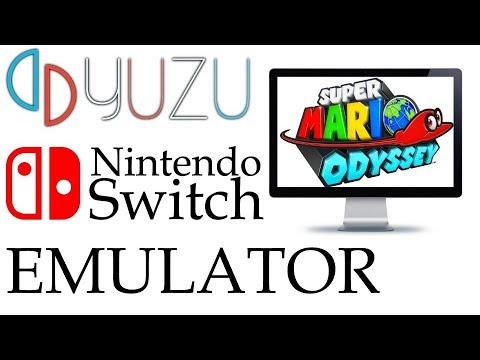How To Install the Yuzu Switch Emulator WITHOUT Switch (Downloads Included)  | SEE UPDATED GUIDE!