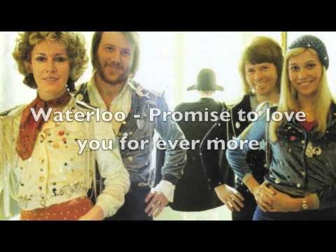 Abba - Waterloo Lyrics