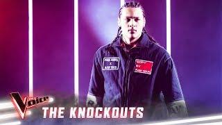 The Knockouts: Denzel 'Revolution' | The Voice Australia 2019
