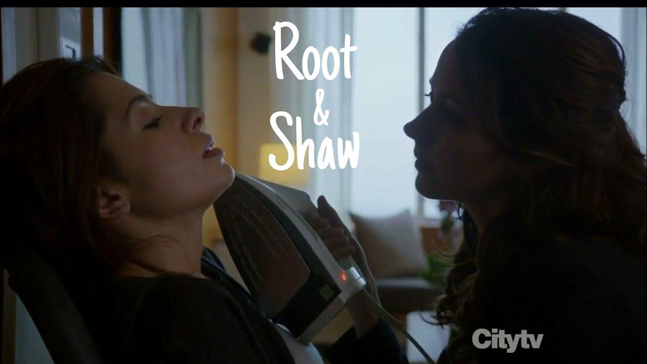Root & Shaw | Episódio 2x16 | primeiro encontro |