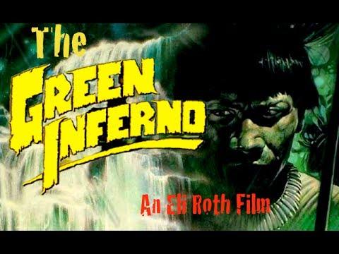 Download The Green Inferno (Director Eli Roth) Lorenza Izzo, Ariel Levy, Daryl Sabara