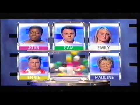 The National Lottery: In It To Win It - Saturday 24th September 2005