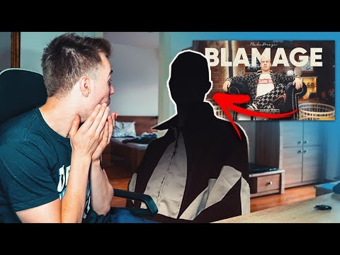 *reakcija* w/Voyage  BAKAPRASE – BLAMAGE (Official Music Video)