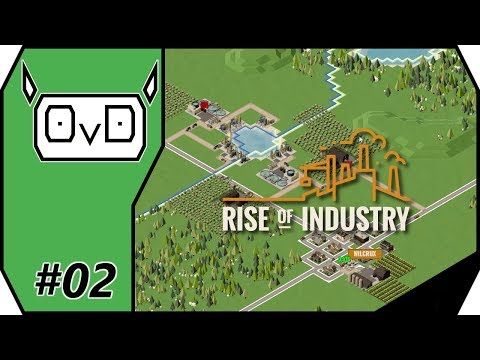 Rise of Industry: Logistics Career | Part 02 | FINALLY SOME GRAPES (Alpha 4 Gameplay, Let's play)