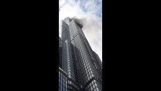 Breaking News !! Is the Landmark 81 on Fire ? | Landmark 81 bị cháy tầng cao sao? | HUY CƯỜNG TV