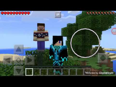 Minecraft pe Survival επεισόδιο 1 (greek)