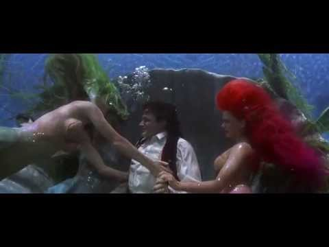 Hook - The mermaids scene