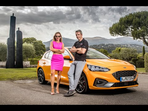 Ford FOCUS ST - what has the boss got to say?