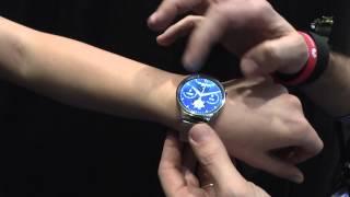 Huawei watch video anteprima da HDblog MWC 2015