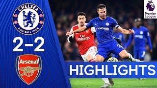 Download Chelsea 2-2 Arsenal   Premier League Highlights