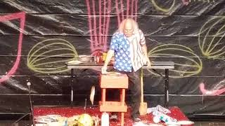 DBTP goes to a live comedy sketch