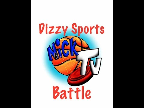 DIZZY SPORTS BATTLE | NICK TV (Inspired by Dude Perfect)
