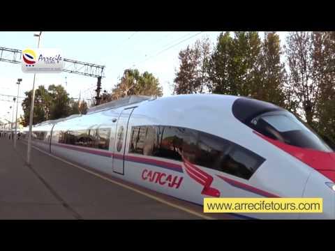 Tren de alta velocidad SAPSAN