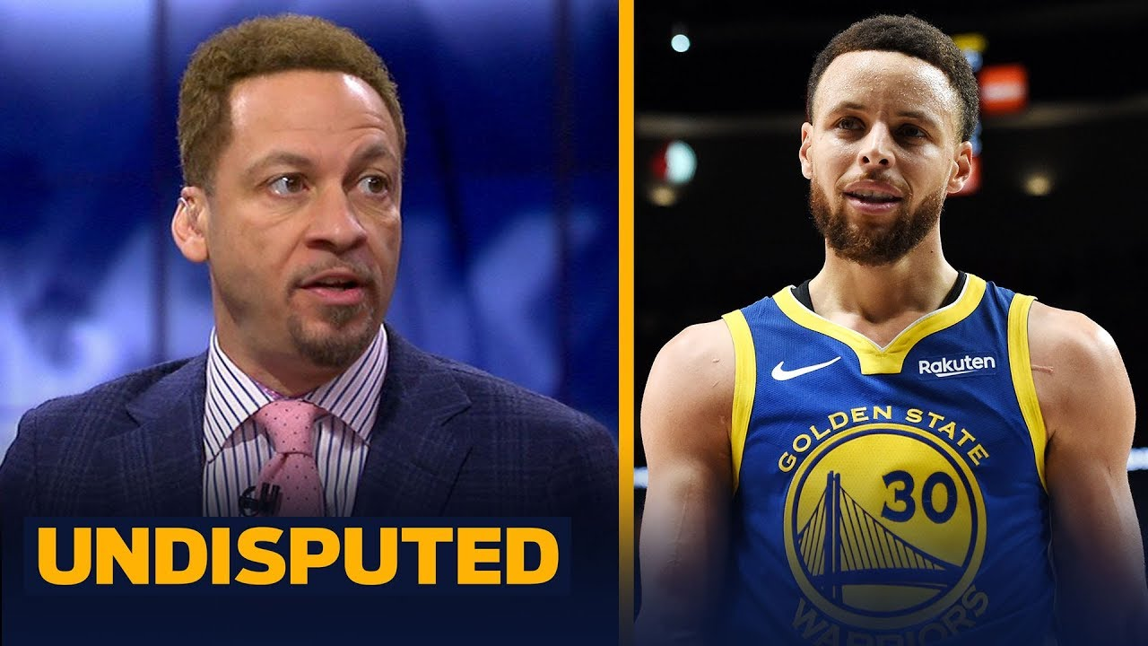 Chris Broussard: Warriors are Steph's team & he'll deserve Finals MVP if they win | NB