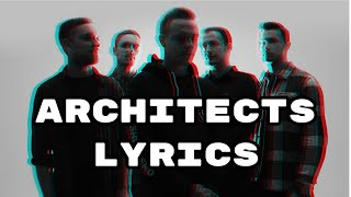 Architects Behind The Throne W Lyrics