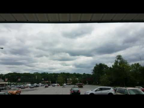 Time Lapse of clouds in Brandywine Hundred.