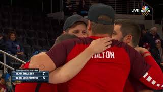 Olympic Curling Trials | Team Shuster Completes Comeback, Qualifies For 2018 Olympic Team