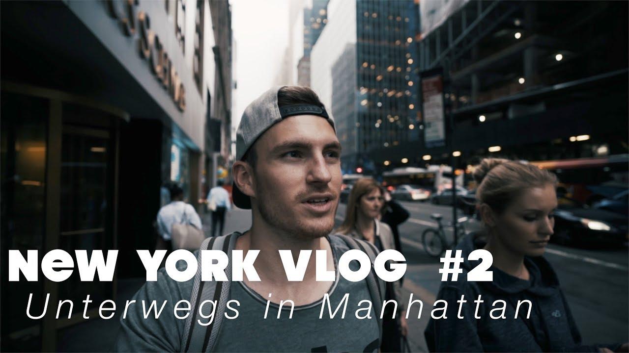 Unterwegs in Manhattan | NEW YORK VLOG #2