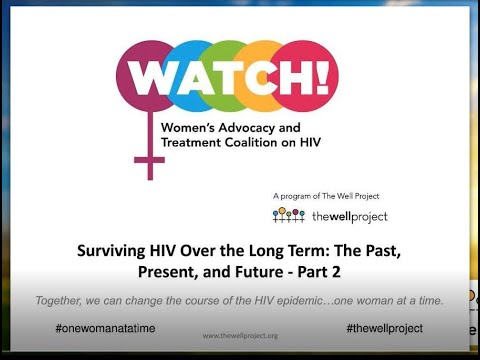 View Webinar: Surviving HIV Over the Long Term: The Past