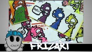 Graffiti Sticker Update #9 by friz_art