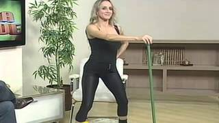Tv Transamérica - Exercícios para fortalecer o músculo interior da coxa