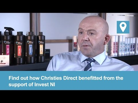 Christies Direct | Invest NI Support