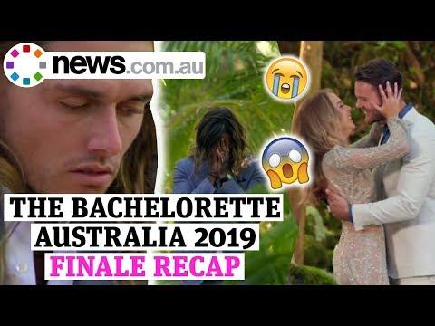 The Bachelorette Australia 2019 Episode 12 Recap: The Finale