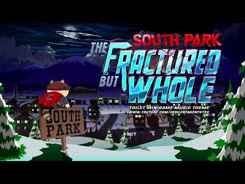 South Park: The Fractured But Whole - Toilet Minigame Music Theme 4