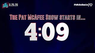 The Pat McAfee Show | Friday September 25th, 2020