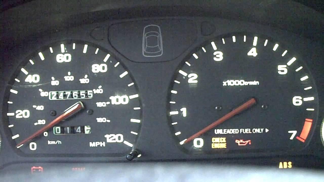 Subaru Illumination Control Youtube 1998 Outback Dash Lights