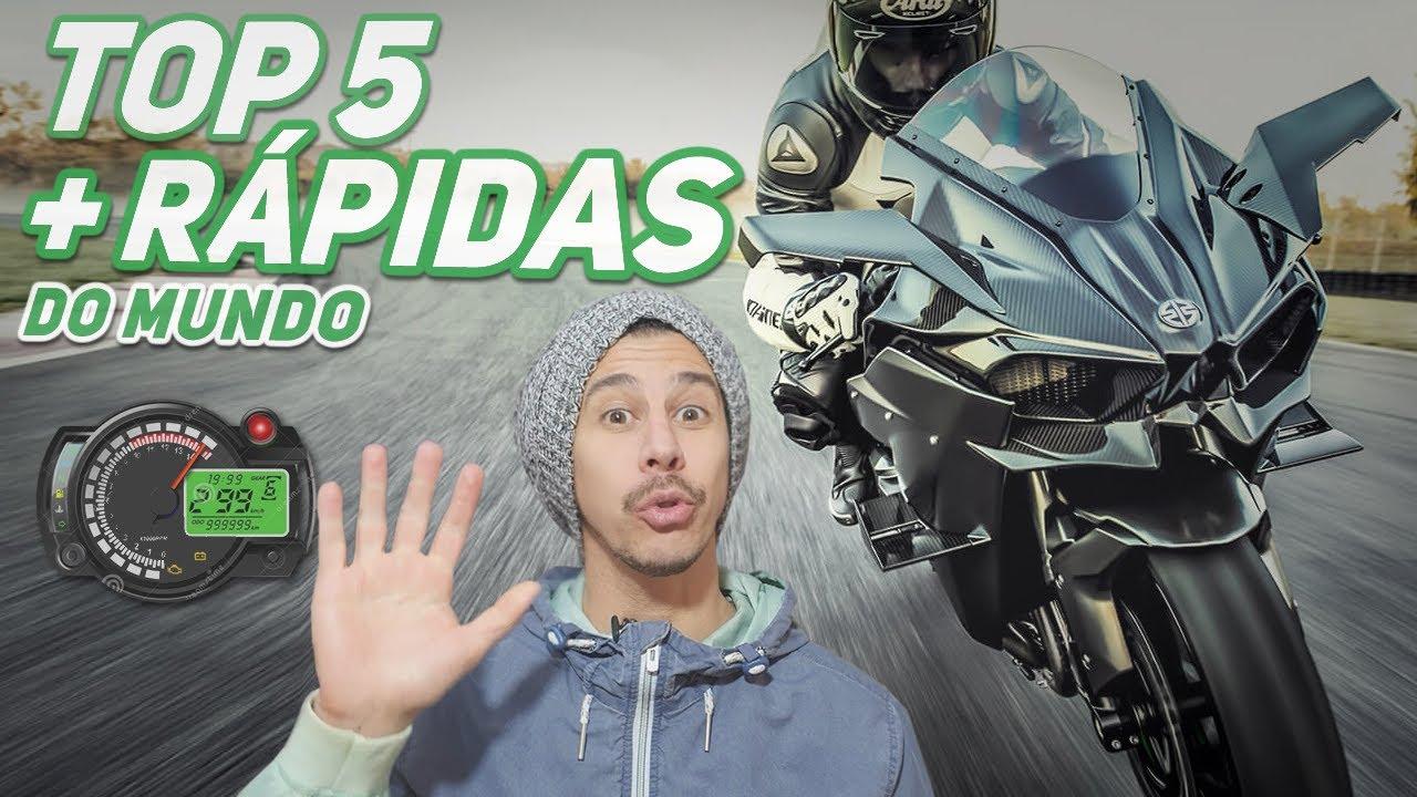 TOP 5 MOTOS MAIS RÁPIDAS DO MUNDO 2020 (Qual a moto mais rápida?) - Motorede