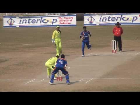 Pakistan Vs India, 3rd T-20, 2nd Inn, Iqbal Stadium, Faisalabad, Feb-14