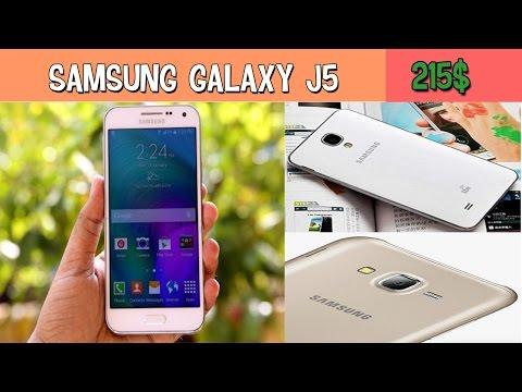 Обзор телефона: Samsung Galaxy J5.Первые впечатления о новинки.