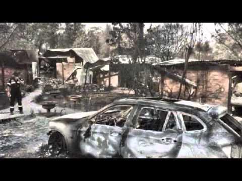 NSW Bushfires 2013