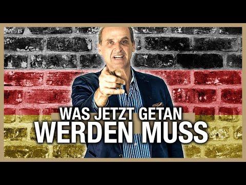 Offener Brief an Frau Merkel: Was JETZT getan werden muss